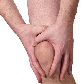 acute pain in the knee