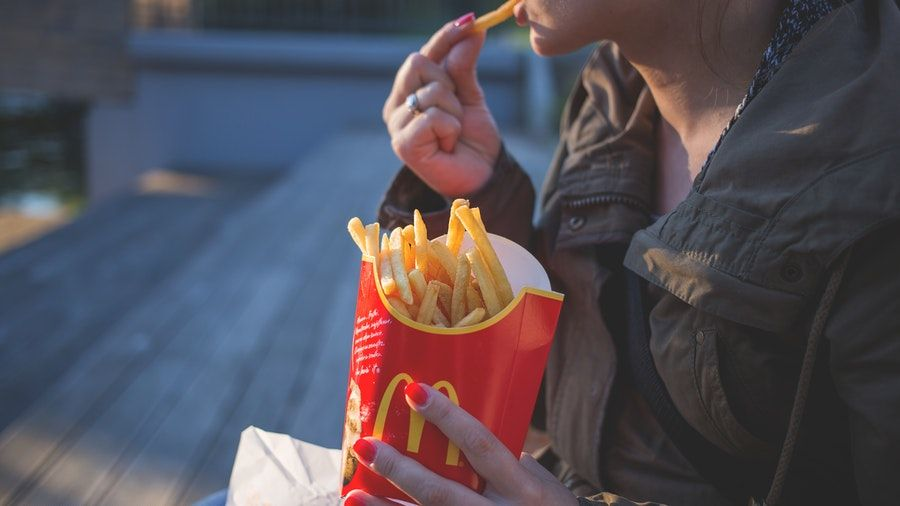 The Effects of McDonalds and Other Fast Foods on Your Health