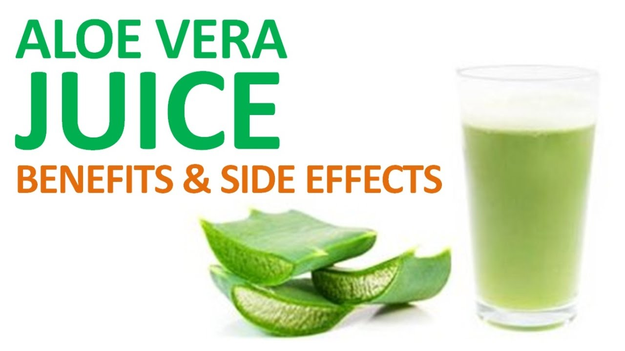 Aloe Vera Benefits And Side Effects
