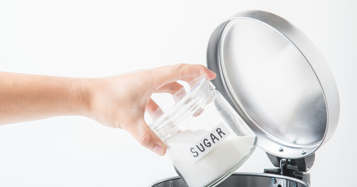 How To Slash Sugars Form Your Diet